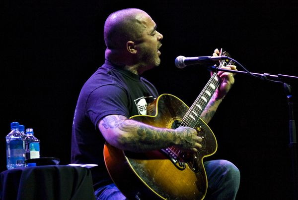 Back To Rockville Review Aaron Lewis