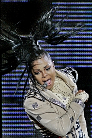 janet jackson tour. her tour recently, Janet